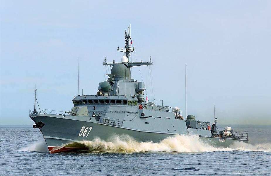 Flota Rusa a Marii Negre-element de descurajare sau de constringere ?