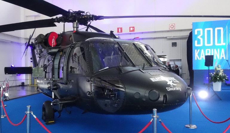 Sikorski UH-60. Offsets, locuri de munca si exporturi, pentru Polonia si Turcia.