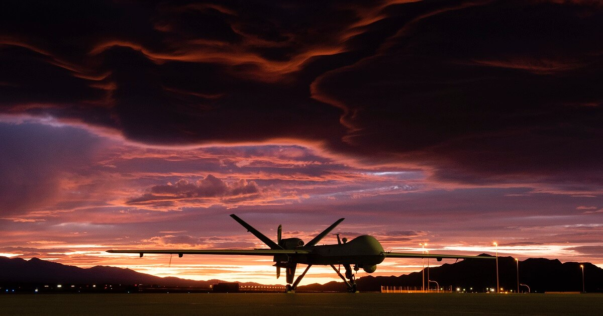 Vremea UAV-urilor MQ-9 Reaper a trecut. Vin dronele de lupta ( UCAV) si Skyborgii.