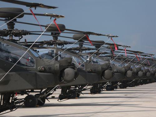 AH-64 Apache pentru Romania ? Nimic nu este imposibil.