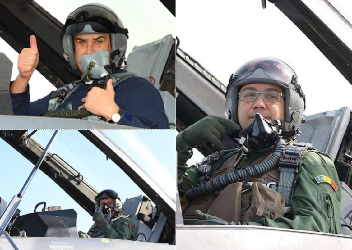 F-16 A/B Block 15 MLU. Soimul orb la vinatoare. Part III