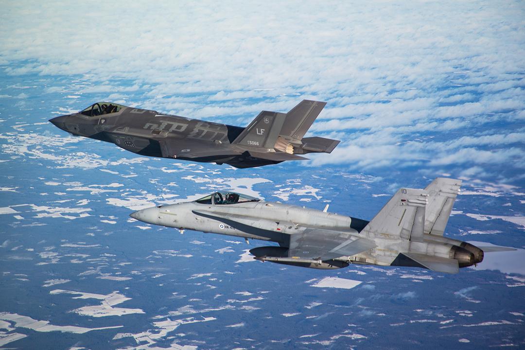Air2030, F-18 E/F Block III Super Hornet vs. Rafale F3-R ?